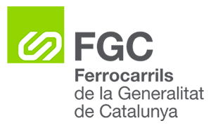 Logo Ferrocarrils Generalitat Catalunya